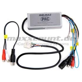 PAC AAI-MAZ AUX-Adapter für Mazda (mit zwei AUX-Eingängen)