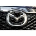 Hochwertige Front-Kamera für Mazda perfekt & unauffällig ins Front-Emblem integriert