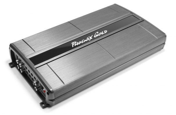 Phoenix Gold Testbericht: PASMAG - Phoenix Gold SX1200.5 Verstärker