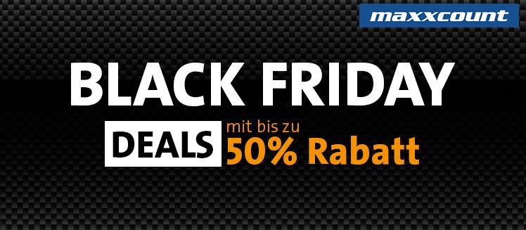 zugreifen und sparen mit unseren Black Friday Angeboten